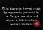 Image of development of air power France, 1909, second 51 stock footage video 65675051059