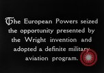 Image of development of air power France, 1909, second 52 stock footage video 65675051059