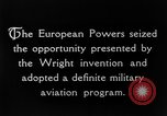 Image of development of air power France, 1909, second 57 stock footage video 65675051059