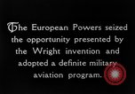 Image of development of air power France, 1909, second 58 stock footage video 65675051059