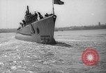Image of Launching of SS Seawolf SS-197 Kittery Maine USA, 1939, second 2 stock footage video 65675051085