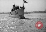 Image of Launching of SS Seawolf SS-197 Kittery Maine USA, 1939, second 4 stock footage video 65675051085