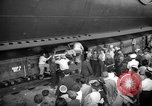 Image of Launching of SS Seawolf SS-197 Kittery Maine USA, 1939, second 17 stock footage video 65675051085