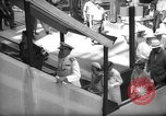 Image of Launching of SS Seawolf SS-197 Kittery Maine USA, 1939, second 26 stock footage video 65675051085