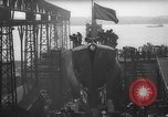 Image of USS Sealion launching ceremony SS-195 Groton Connecticut USA, 1939, second 23 stock footage video 65675051087