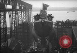 Image of USS Sealion launching ceremony SS-195 Groton Connecticut USA, 1939, second 32 stock footage video 65675051087