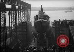 Image of USS Sealion launching ceremony SS-195 Groton Connecticut USA, 1939, second 36 stock footage video 65675051087