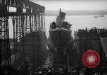 Image of USS Sealion launching ceremony SS-195 Groton Connecticut USA, 1939, second 37 stock footage video 65675051087