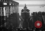 Image of USS Sealion launching ceremony SS-195 Groton Connecticut USA, 1939, second 38 stock footage video 65675051087