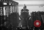 Image of USS Sealion launching ceremony SS-195 Groton Connecticut USA, 1939, second 39 stock footage video 65675051087