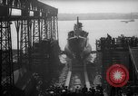 Image of USS Sealion launching ceremony SS-195 Groton Connecticut USA, 1939, second 43 stock footage video 65675051087