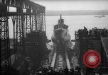 Image of USS Sealion launching ceremony SS-195 Groton Connecticut USA, 1939, second 45 stock footage video 65675051087