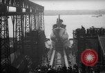 Image of USS Sealion launching ceremony SS-195 Groton Connecticut USA, 1939, second 46 stock footage video 65675051087