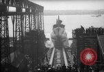 Image of USS Sealion launching ceremony SS-195 Groton Connecticut USA, 1939, second 48 stock footage video 65675051087