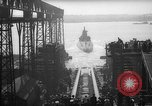Image of USS Sealion launching ceremony SS-195 Groton Connecticut USA, 1939, second 53 stock footage video 65675051087
