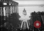 Image of USS Sealion launching ceremony SS-195 Groton Connecticut USA, 1939, second 54 stock footage video 65675051087
