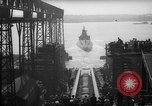 Image of USS Sealion launching ceremony SS-195 Groton Connecticut USA, 1939, second 55 stock footage video 65675051087