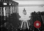 Image of USS Sealion launching ceremony SS-195 Groton Connecticut USA, 1939, second 57 stock footage video 65675051087