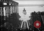 Image of USS Sealion launching ceremony SS-195 Groton Connecticut USA, 1939, second 58 stock footage video 65675051087