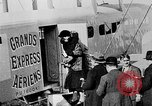 Image of early aircraft Europe, 1924, second 55 stock footage video 65675051095