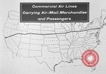 Image of animated map United States USA, 1924, second 11 stock footage video 65675051107