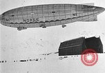 Image of North Pole expedition Spitsbergen Svalbard Norway, 1926, second 47 stock footage video 65675051109