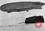 Image of North Pole expedition Spitsbergen Svalbard Norway, 1926, second 48 stock footage video 65675051109
