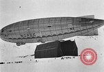 Image of North Pole expedition Spitsbergen Svalbard Norway, 1926, second 53 stock footage video 65675051109