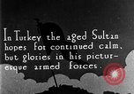 Image of Sultan Mehmed V Turkey, 1914, second 1 stock footage video 65675051116