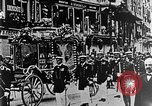 Image of Francis Ferdinand's funeral Vienna Austria, 1914, second 6 stock footage video 65675051118