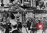 Image of Francis Ferdinand's funeral Vienna Austria, 1914, second 11 stock footage video 65675051118