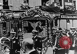 Image of Francis Ferdinand's funeral Vienna Austria, 1914, second 13 stock footage video 65675051118