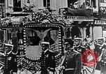 Image of Francis Ferdinand's funeral Vienna Austria, 1914, second 14 stock footage video 65675051118