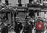 Image of Francis Ferdinand's funeral Vienna Austria, 1914, second 16 stock footage video 65675051118