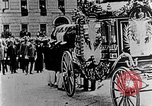 Image of Francis Ferdinand's funeral Vienna Austria, 1914, second 17 stock footage video 65675051118
