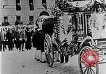 Image of Francis Ferdinand's funeral Vienna Austria, 1914, second 18 stock footage video 65675051118