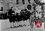 Image of Francis Ferdinand's funeral Vienna Austria, 1914, second 22 stock footage video 65675051118