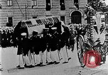 Image of Francis Ferdinand's funeral Vienna Austria, 1914, second 23 stock footage video 65675051118