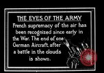 Image of aircraft Germany, 1916, second 4 stock footage video 65675051127