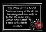 Image of aircraft Germany, 1916, second 7 stock footage video 65675051127