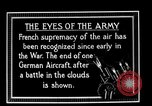 Image of aircraft Germany, 1916, second 9 stock footage video 65675051127