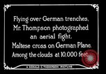 Image of aircraft Germany, 1916, second 22 stock footage video 65675051127