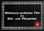 Image of Aircraft being constructed at  German Albatros factory Berlin Germany, 1917, second 21 stock footage video 65675051130