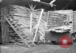Image of Aircraft being constructed at  German Albatros factory Berlin Germany, 1917, second 30 stock footage video 65675051130