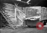Image of Aircraft being constructed at  German Albatros factory Berlin Germany, 1917, second 33 stock footage video 65675051130