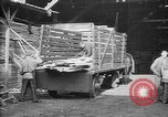 Image of Aircraft being constructed at  German Albatros factory Berlin Germany, 1917, second 36 stock footage video 65675051130