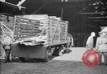 Image of Aircraft being constructed at  German Albatros factory Berlin Germany, 1917, second 37 stock footage video 65675051130