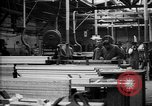 Image of Aircraft being constructed at  German Albatros factory Berlin Germany, 1917, second 50 stock footage video 65675051130