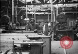 Image of Aircraft being constructed at  German Albatros factory Berlin Germany, 1917, second 52 stock footage video 65675051130