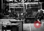 Image of Aircraft being constructed at  German Albatros factory Berlin Germany, 1917, second 53 stock footage video 65675051130